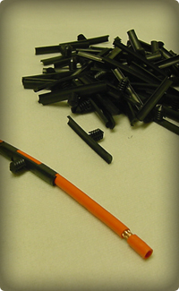mvc 727f thumb wire harness clips spring mills, pennsylvania wire harness clips at edmiracle.co